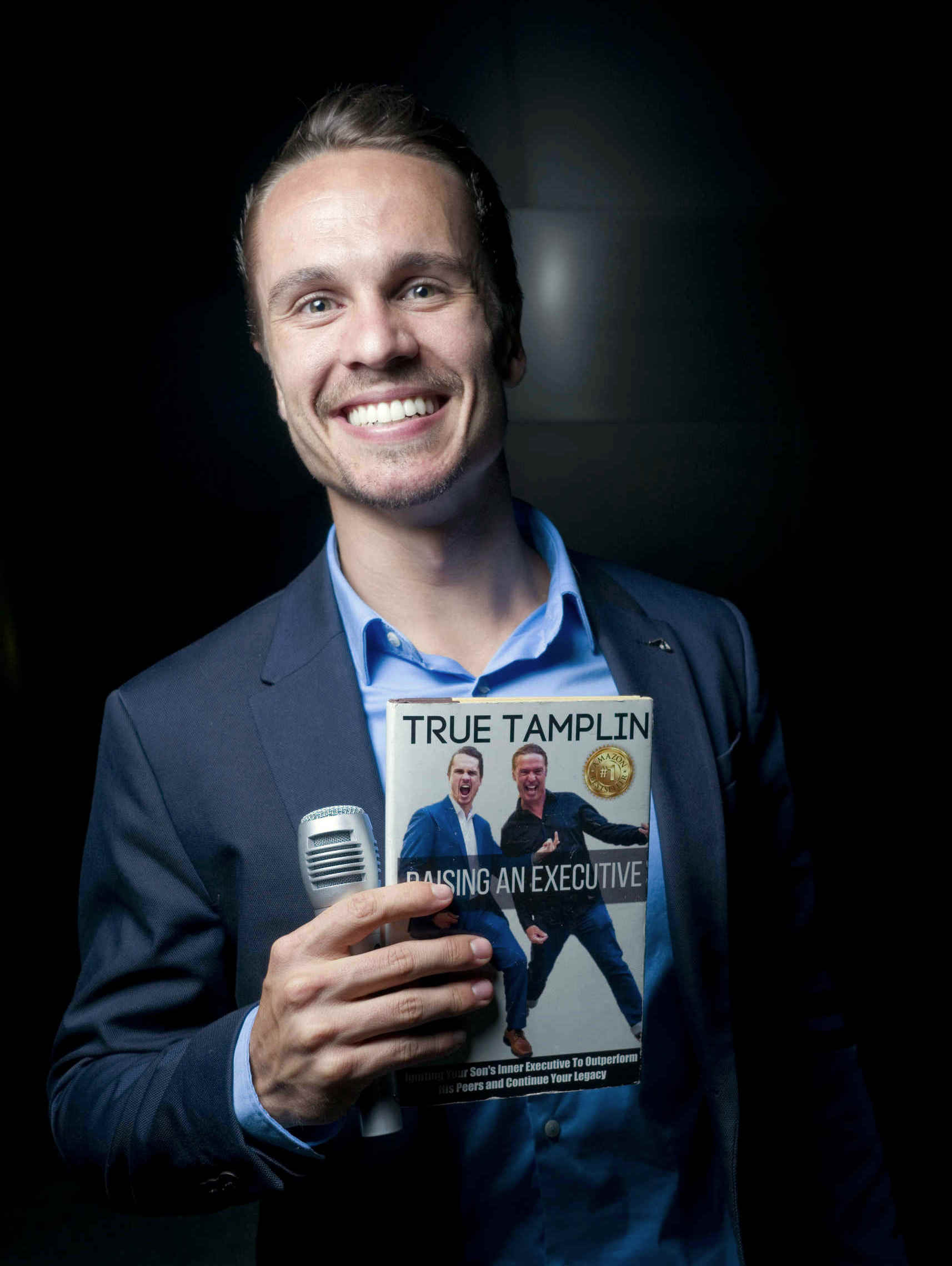 True Tamplin Corporate Event Speaker